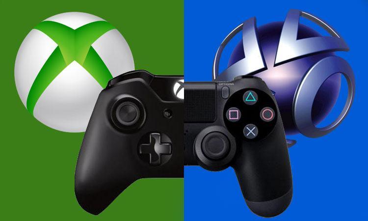 مقارنة بين معرض Microsoft قيمزكوم و Sony في باريس
