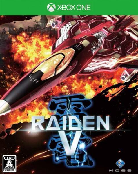 مراجعة: Raiden V