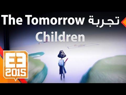 تجربة لعبة PS4 القادمة The Tomorrow Children