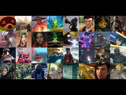 Gaming Rewind 2019 ما هي أفضل لعبة في؟