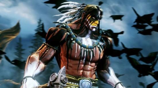 """تعرف أسرار تصميم """"رعد"""" محارب قبيلة نيز بيرس"""