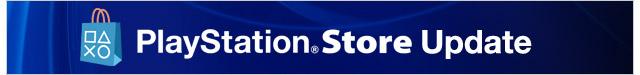 تحديث بالـ Playstaion Store.