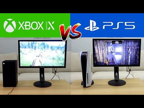 PlayStation 5 vs. Xbox Series X (Starting, Loading, Swapping..)