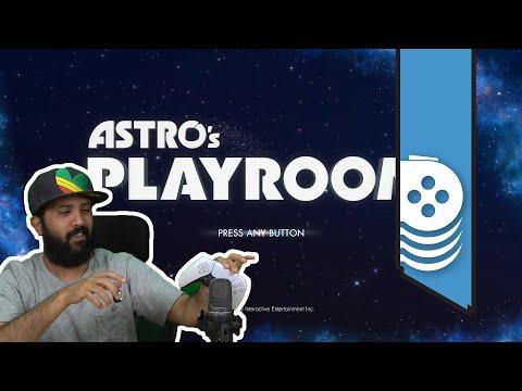 نجرب يد السوني 5 الجديدة في لعبة Astro's Playroom!!