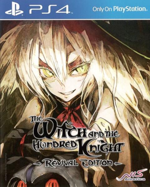 مراجعتي للعبة the witch and the hundred knight revival edition