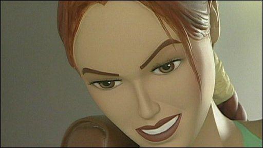 مجسم لارا كروفت للعبة Rise Of The Tomb Raider