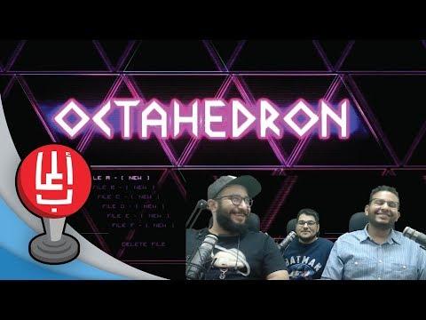 ثمانية هيدرون! Octahedron