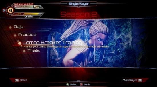 الإعلان عن طور تدريب جديد في Killer Instinct