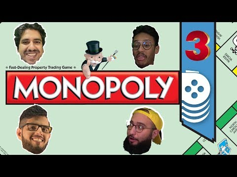 أبي ريال واحد بس!! Monopoly