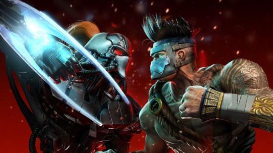 عرض الإطلاق الرسمي لطور القصة في Killer Instinct