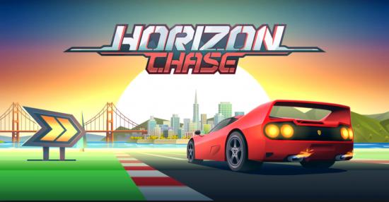 مراجعة : Horizon Chase و رحلة بطابع الكلاسيكية