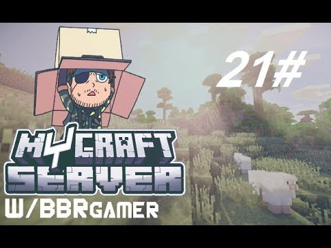 #ماي_كرافت الحلقة #21 Mycraft I ( فضاوة مع الشباب )