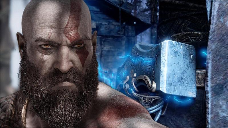 اكثر لعبة متشوق لها في عام 2021 هي God of War Ragnarok..   VGA4A