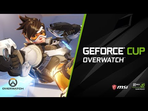 بث مباشر لبطولة Geoforce Cup Overwatch من قلب حدث Gamerscon