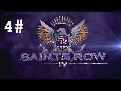 Lets Play: Saints Row IV (ARABIC) سلسلة #4