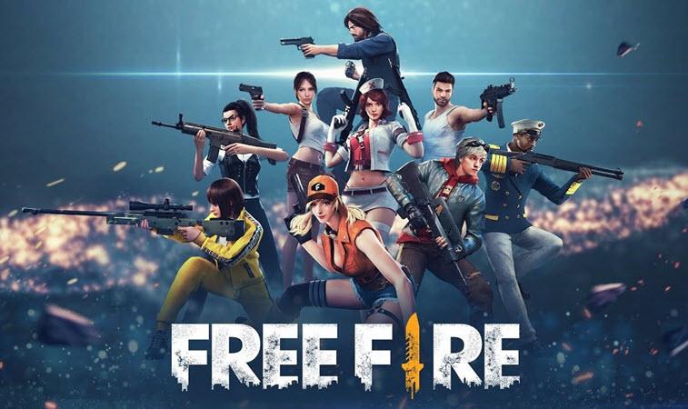 قائمة بأغلي الشخصيات المتواجدة في لعبة Garena Free Fire خلال الوقت الحالي.. | VGA4A