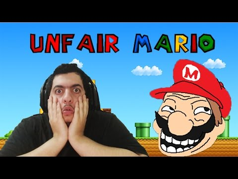 Unfair Mario ᴴᴰ : ماريو النذل