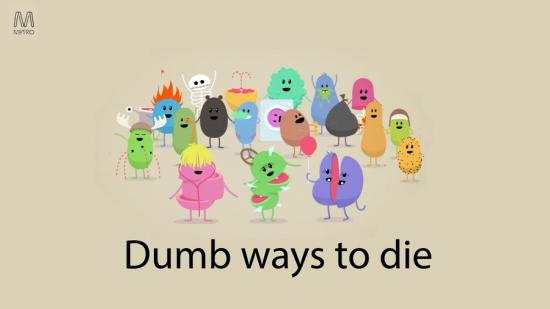 العاب تجيب الضغط 1: Dump ways to die