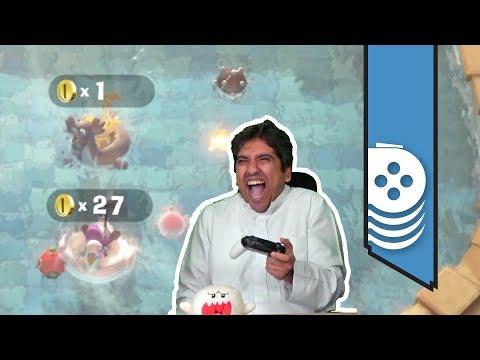 ألعاب نلعبها: حفله في المسبح Luigi Mansion 3