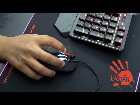 Bloody Keyboard & Mouse ⌨️ نظرة سريعة على منتجات بلودي