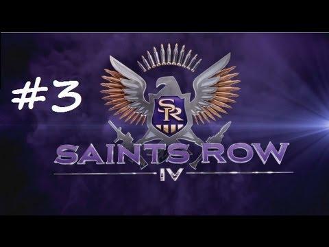 Lets Play: Saints Row IV (ARABIC) سلسلة #3