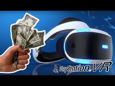 معلومات عن PlayStation VR وموعد صدوره!!