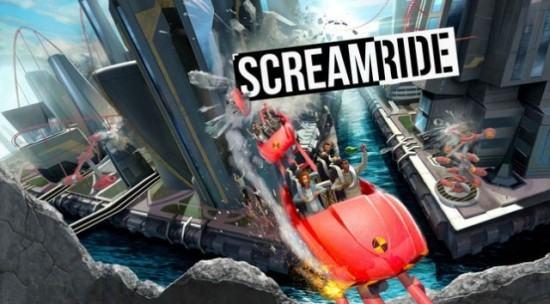 انطباعات Player One للعبة ScreamRide