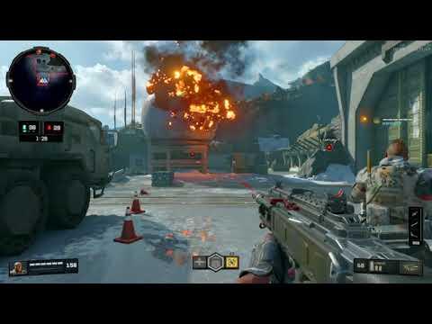 تجربة مباراة كاملة لطور Control بلعبة Call of Duty Black Ops 4
