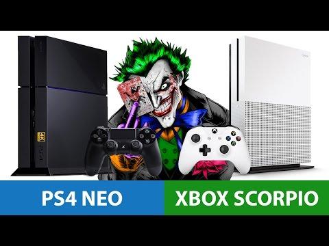 X1 Scorpio vs PS4 NEO