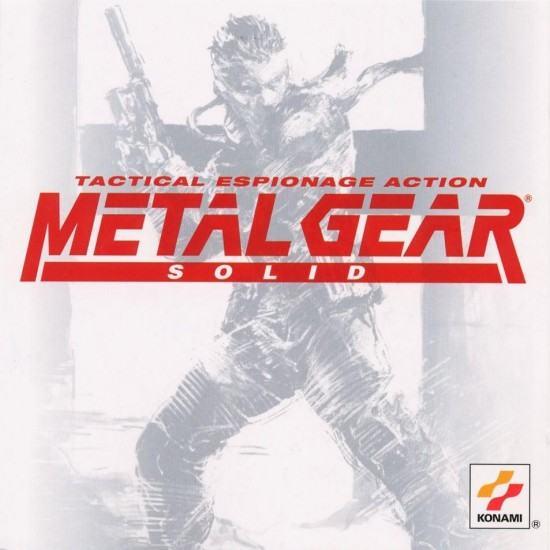 مطور Oddworld يريد عمل ريميك Metal Gear Solid 1