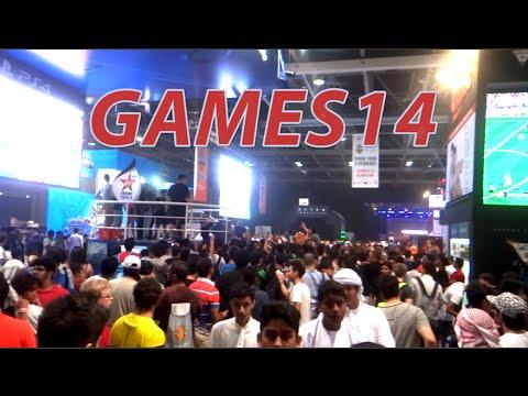 جولة كأنك موجود في معرض #games_14 (اليوم الاول)
