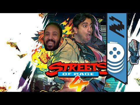 الضرب ما يخلص (الجزء الثاني) Streets of Rage 4