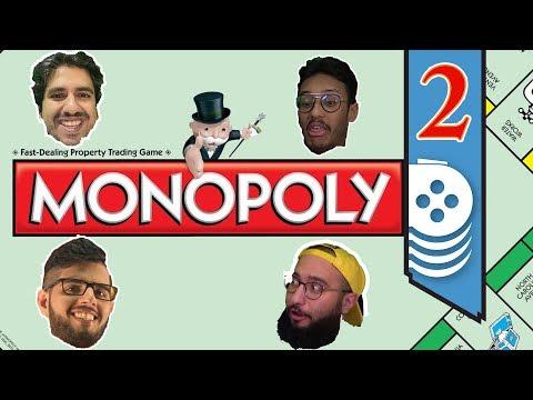 الهوامير وصلوا!! Monopoly