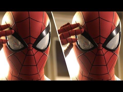 مقارنة رسوم Spider
