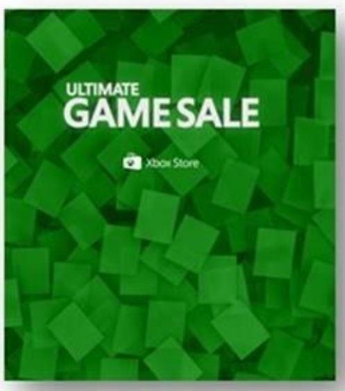 تخفيضات للألعاب قادمة لمتجر Xbox