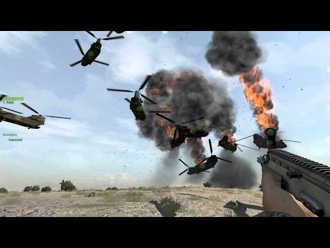 يوميات ارما #3 : ARMA 3 Wasteland