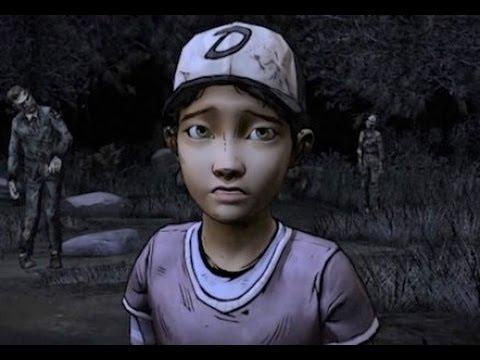التختيم الكامل لـThe Walking Dead الموسم الثاني الحلقة الثانية