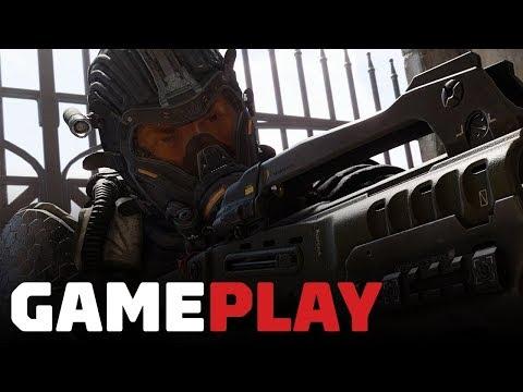 أسلوب لعب Blackout بلعبة Call of Duty Black Ops 4