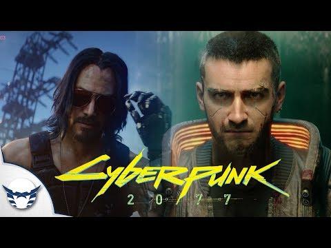 معلومات ضروري تعرفها عن قصة Cyberpunk 2077 و دور Keanu Reeves في اللعبة