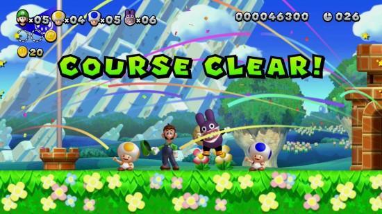 مراجعة New Super Luigi U
