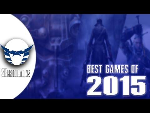 افضل العاب 2015    BEST GAMES OF 2015