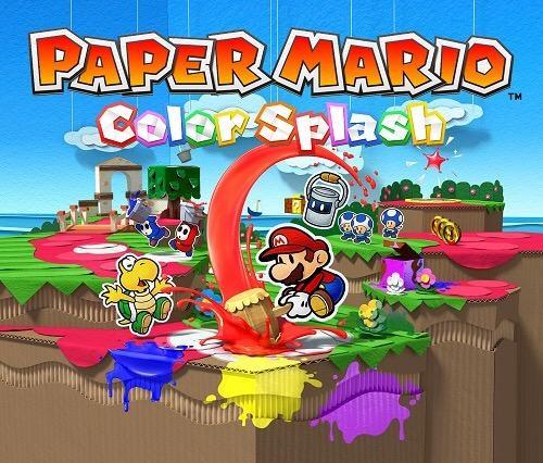مراجعة: Paper Mario Color Splash