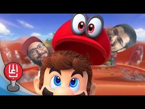 ماريو خبير الطواقي! Super Mario Odyssey