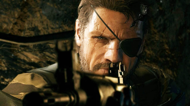 لعبة و شخصيه | فينوم سنيك Metal Gear Solid.. | VGA4A