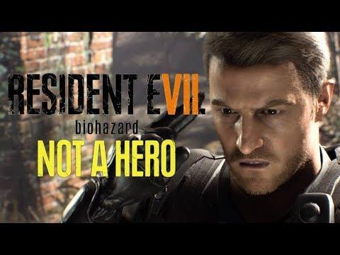 ❪ بث مباشر ) لست ببطل【Resident Evil 7: Biohazard】