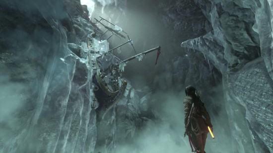 الجيمبلاي الكامل للعبة Rise Of The Tomb Raider