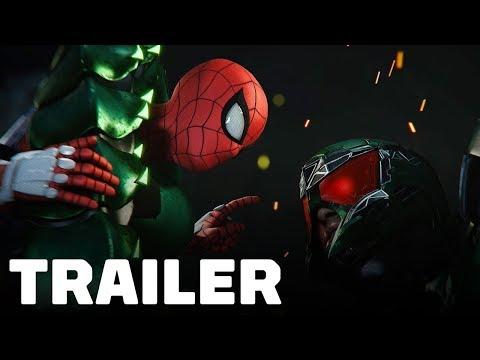مترجم: شاهد العرض الجديد للعبة Spider