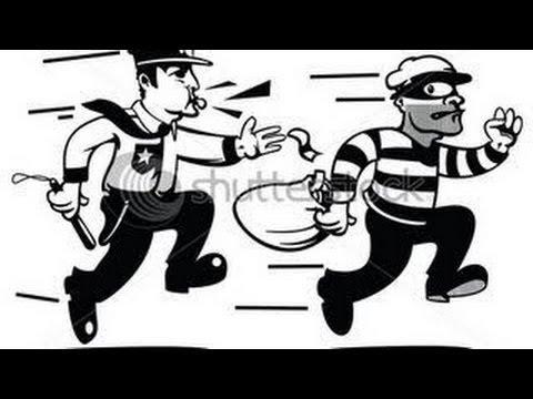 باسكن روبنز : شرطي حرامي الجولة الاخيرة