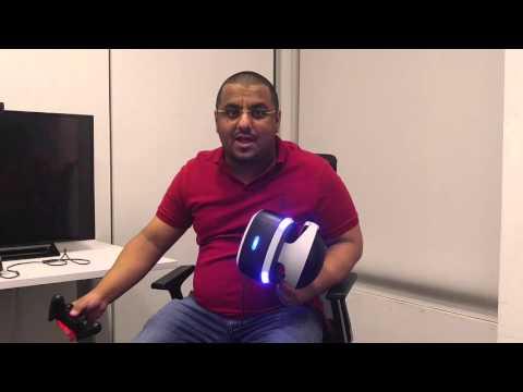 تعالو جربو Playstation VR في معرض TGXPO