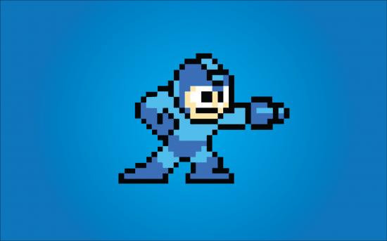 لعبة Megaman الكلاسيكية تحصل على انمي